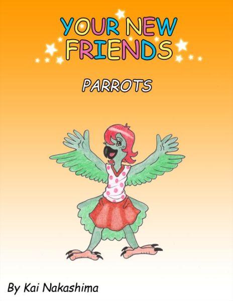 ParrotBookCover