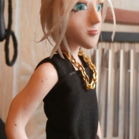 Polymer Clay Character1