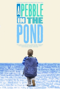 A Pebble In The Pond Poster Small