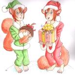A Squirl Christmas
